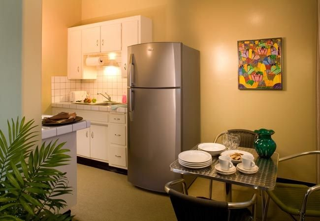 Accessible Studio Suite King with Kitchen