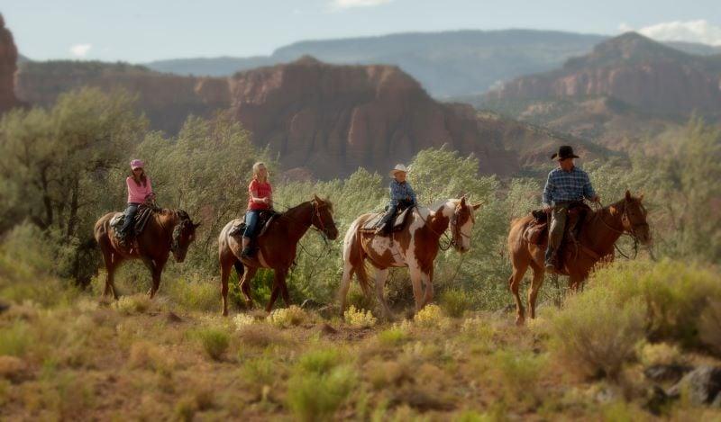 Horseback Ride + Breakfast Package