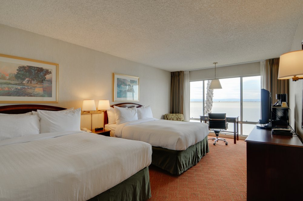 Two Queen Beds Non Smoking Bay View