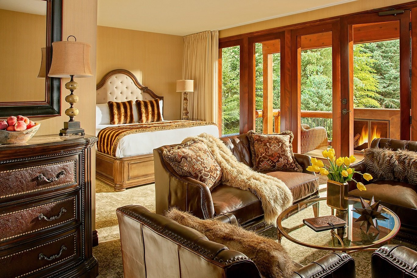Spa Suites - Stay 4 Nights and get Fifth Night Free