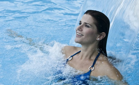 Wellness vodní radovánky All inclusive