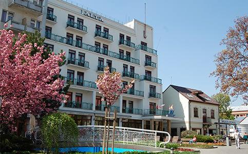 Štandard dvojlôžková Hotel Jalta