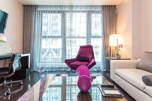 Double Queen Suite Accessible