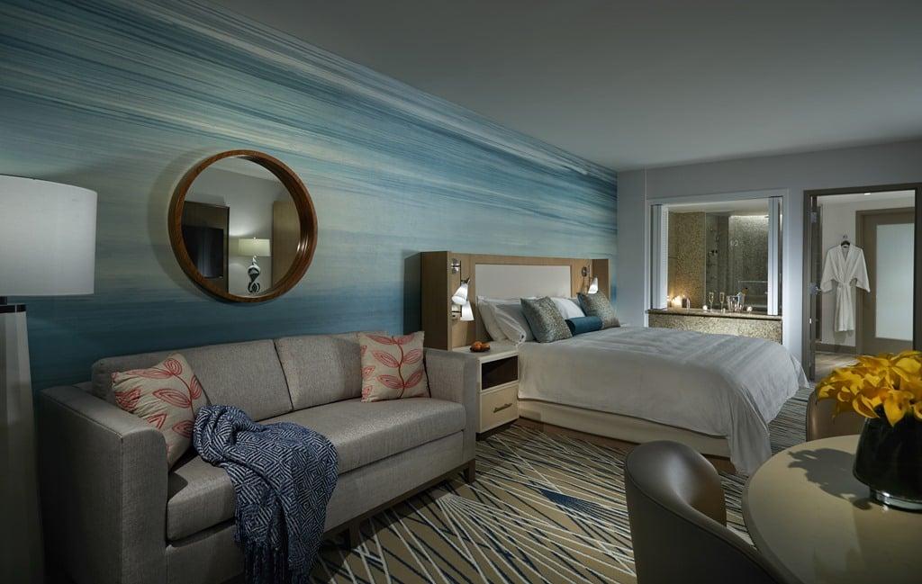 HARD ROCK HOTEL: Junior Suite, Balcony