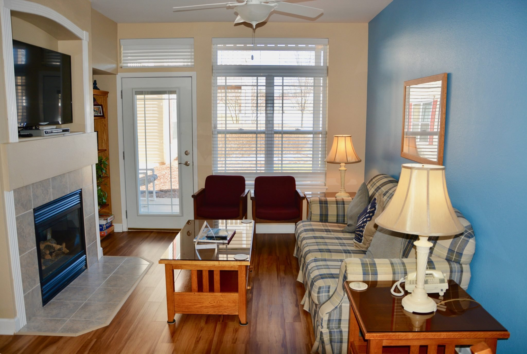 Two Bedroom - King/Two Queen Lakeview