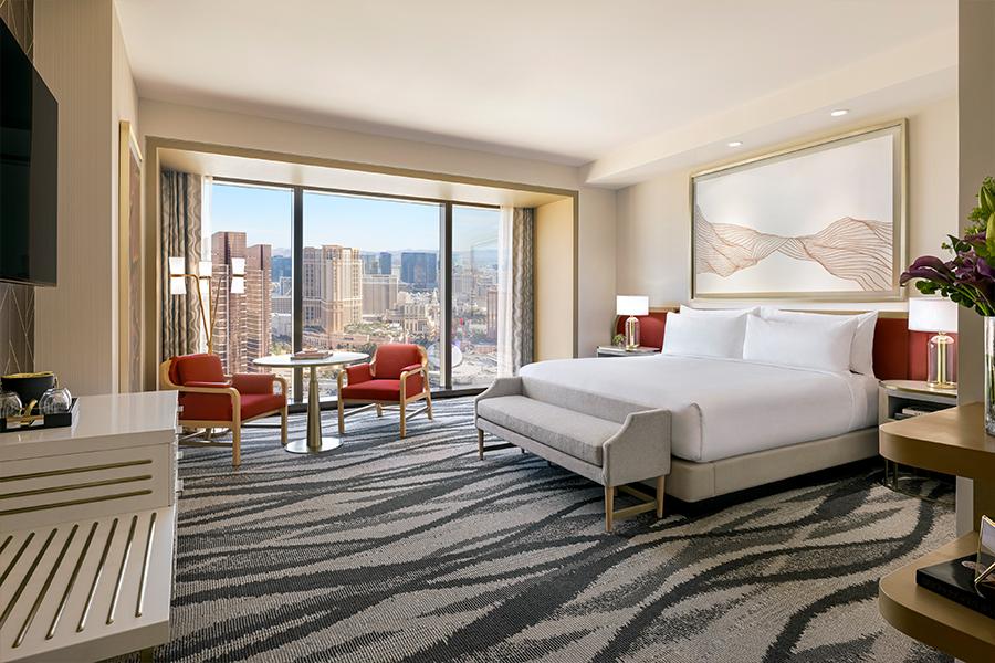 Conrad: Strip View Premium Room - One King Bed