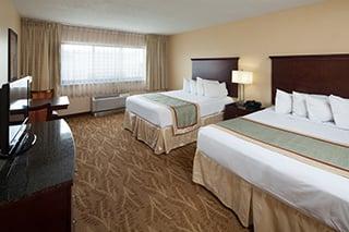 Standard Room Two Queen Beds
