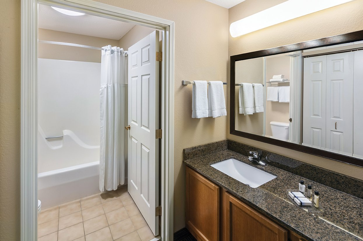Two Bedroom Two Bath Suites