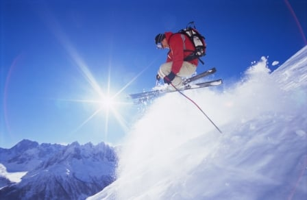 Ski Swim and Stay Package