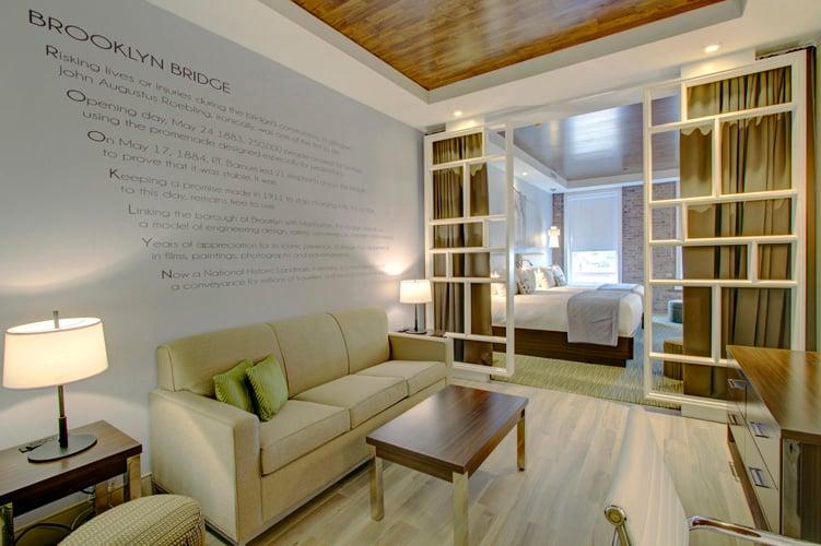 Junior Suite with 2 Queen Beds