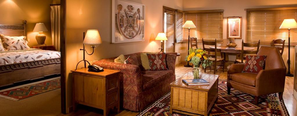 Hacienda Sleeping Deer Suite
