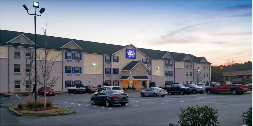 InTown Suites Extended Stay Columbus GA