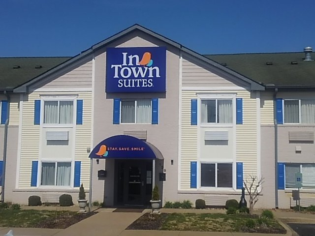 InTown Suites Extended Stay Clarksville TN