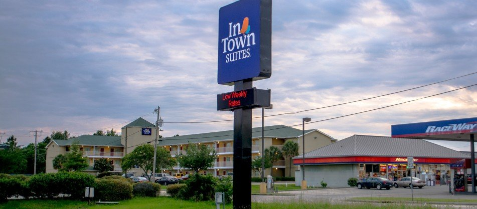 InTown Suites Extended Stay Gulfport MS