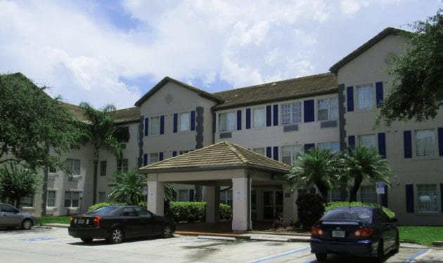 InTown Suites Extended Stay Orlando FL – Presidents Dr