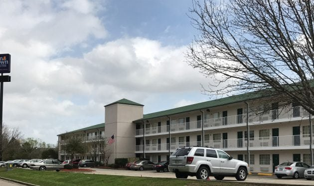 InTown Suites Extended Stay Hattiesburg