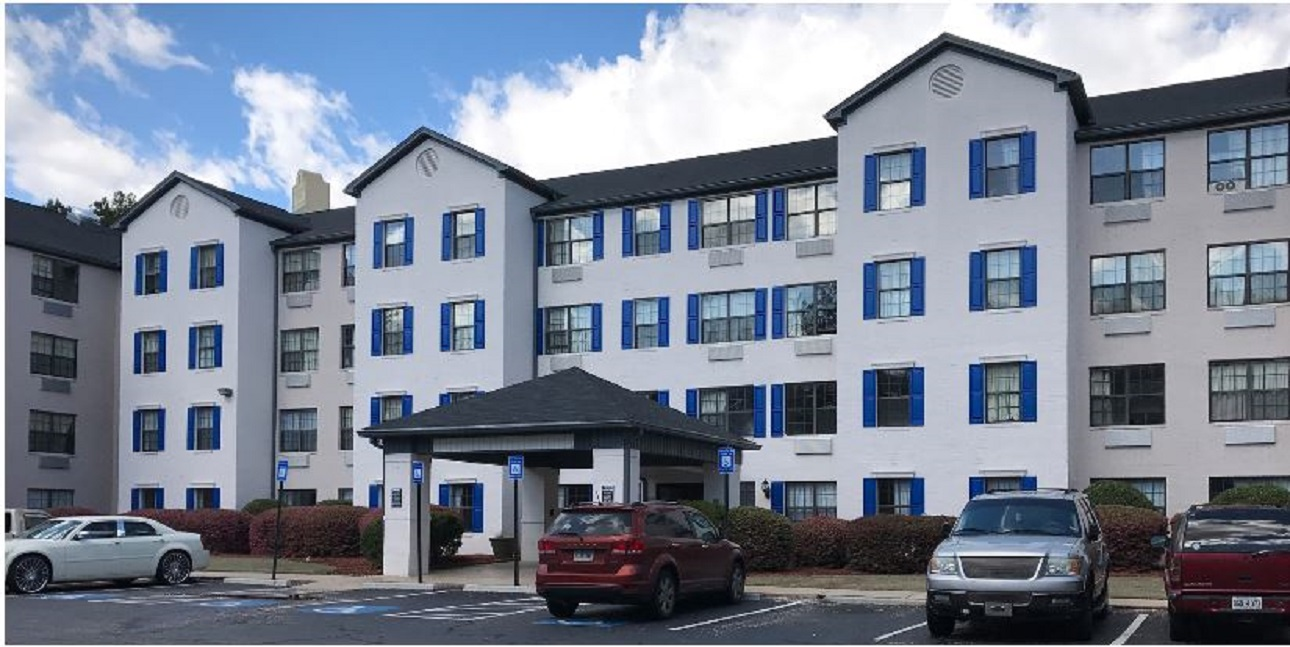InTown Suites Extended Stay Marietta GA - Town Center