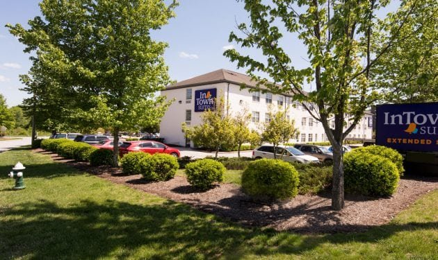 InTown Suites Extended Stay Greensboro NC – Americhase