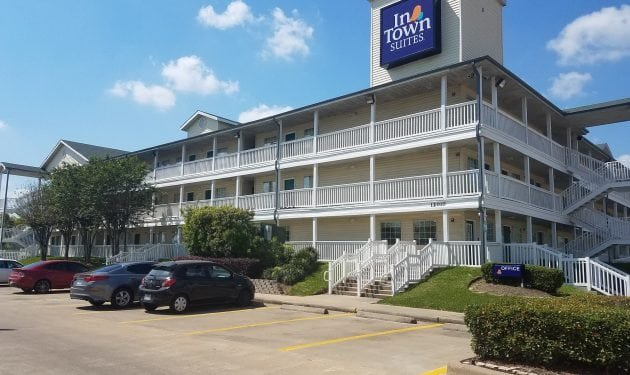 InTown Suites Extended Stay Houston TX – Greenspoint