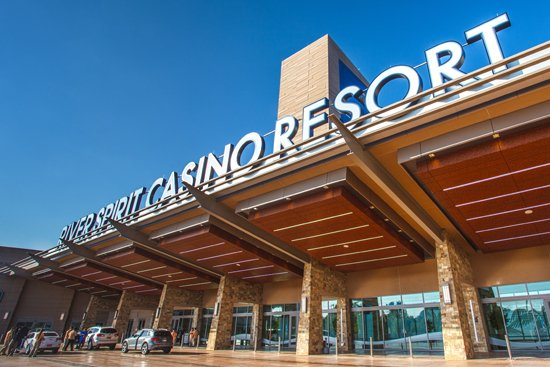 River Spirit Casino Resort