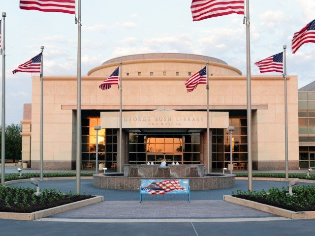 George H. W. Bush Presidential Library and Museum Package