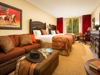 Premier Double Queen Guestroom ADA