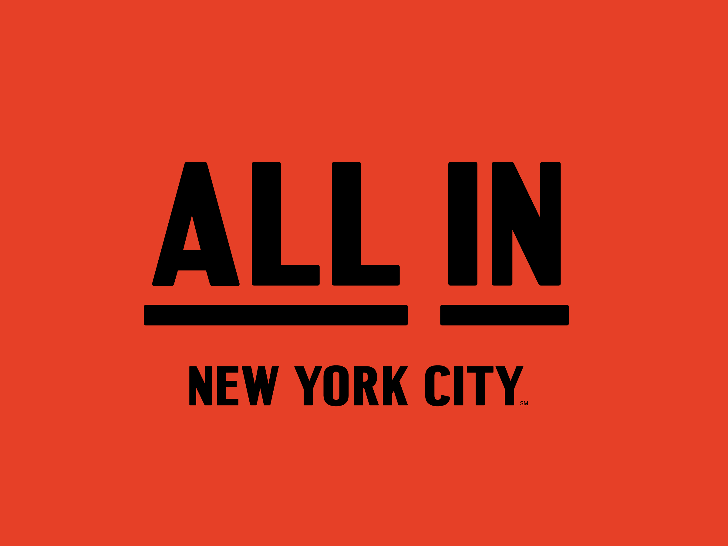 All In New York City Promotion