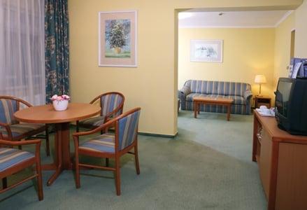 Apartmán s troma spálňami