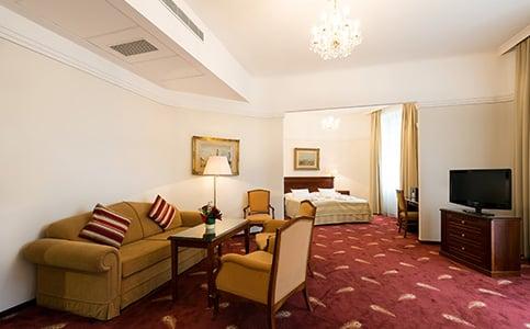 Apartmán Deluxe