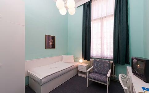 Standard Einzelzimmer