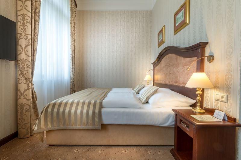 Dvoulůžkový pokoj Superior de luxe