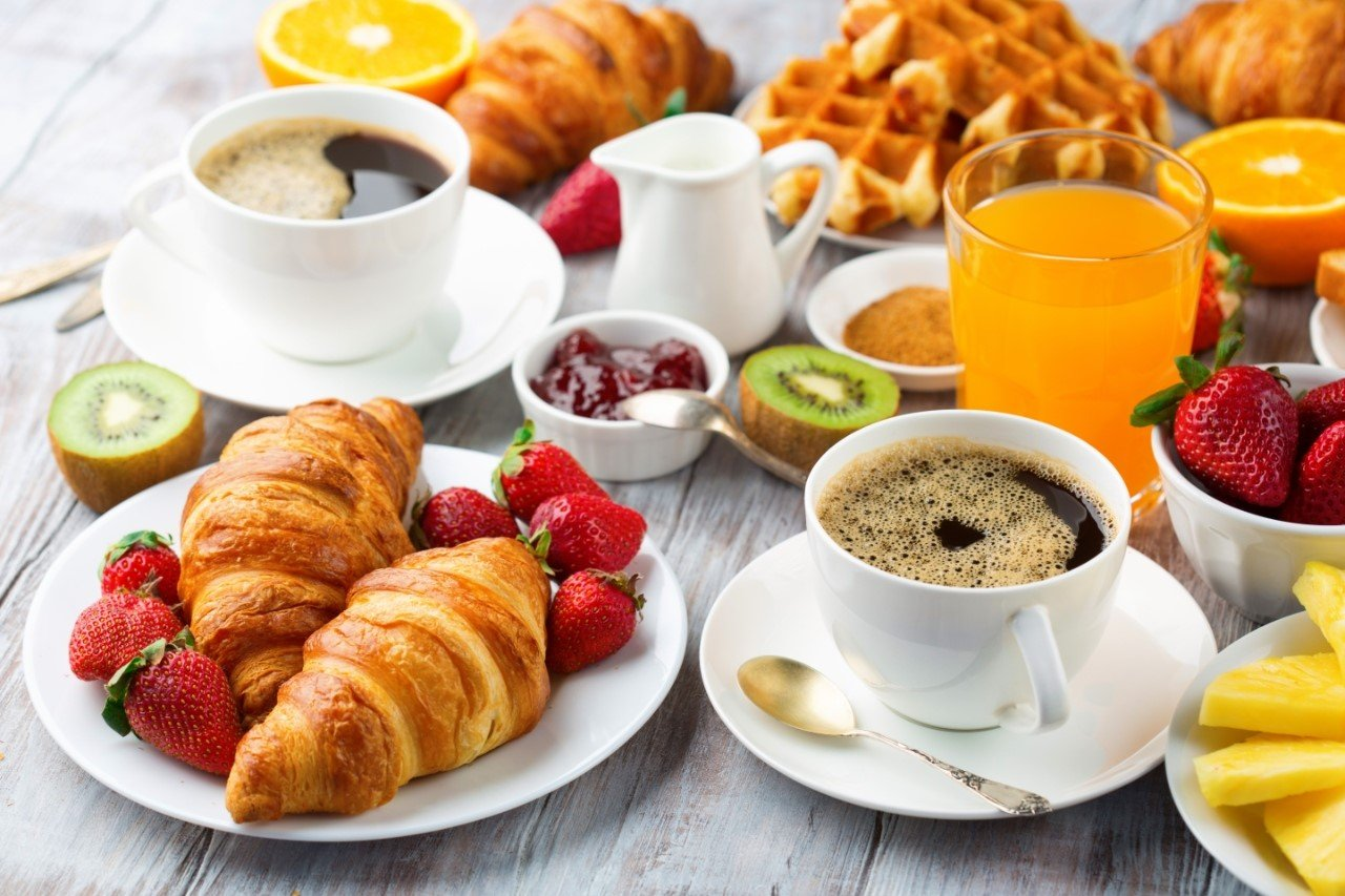 Accommodation with breakfast