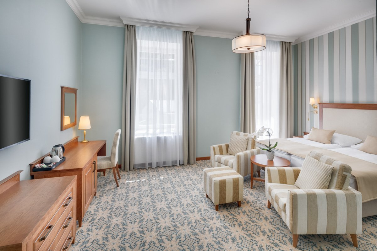 Single room Maria Superior deluxe