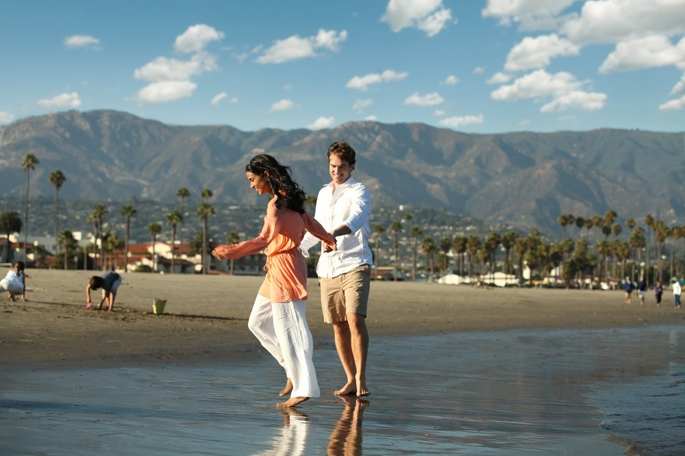 Romance on the Riviera