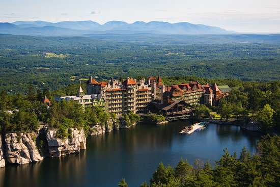 ZZ TO BE DELETED Mohonk Mountain House