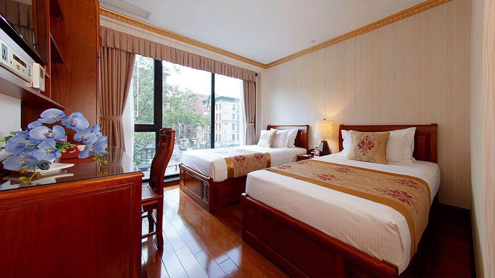Two Double Bed Deluxe Room