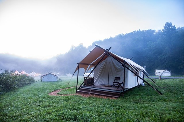 Under Canvas Great Smoky Mountains