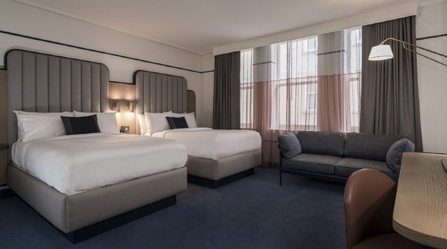 Two Double Guestroom