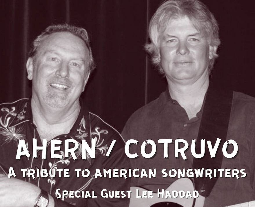 PJ Presents Michael Ahern and Chris Cotruvo