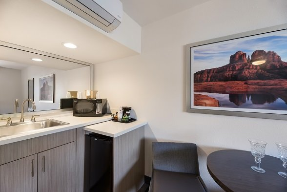 2 Room King Suite Mountain View