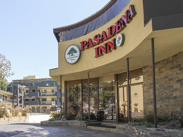 GreenTree Pasadena Inn