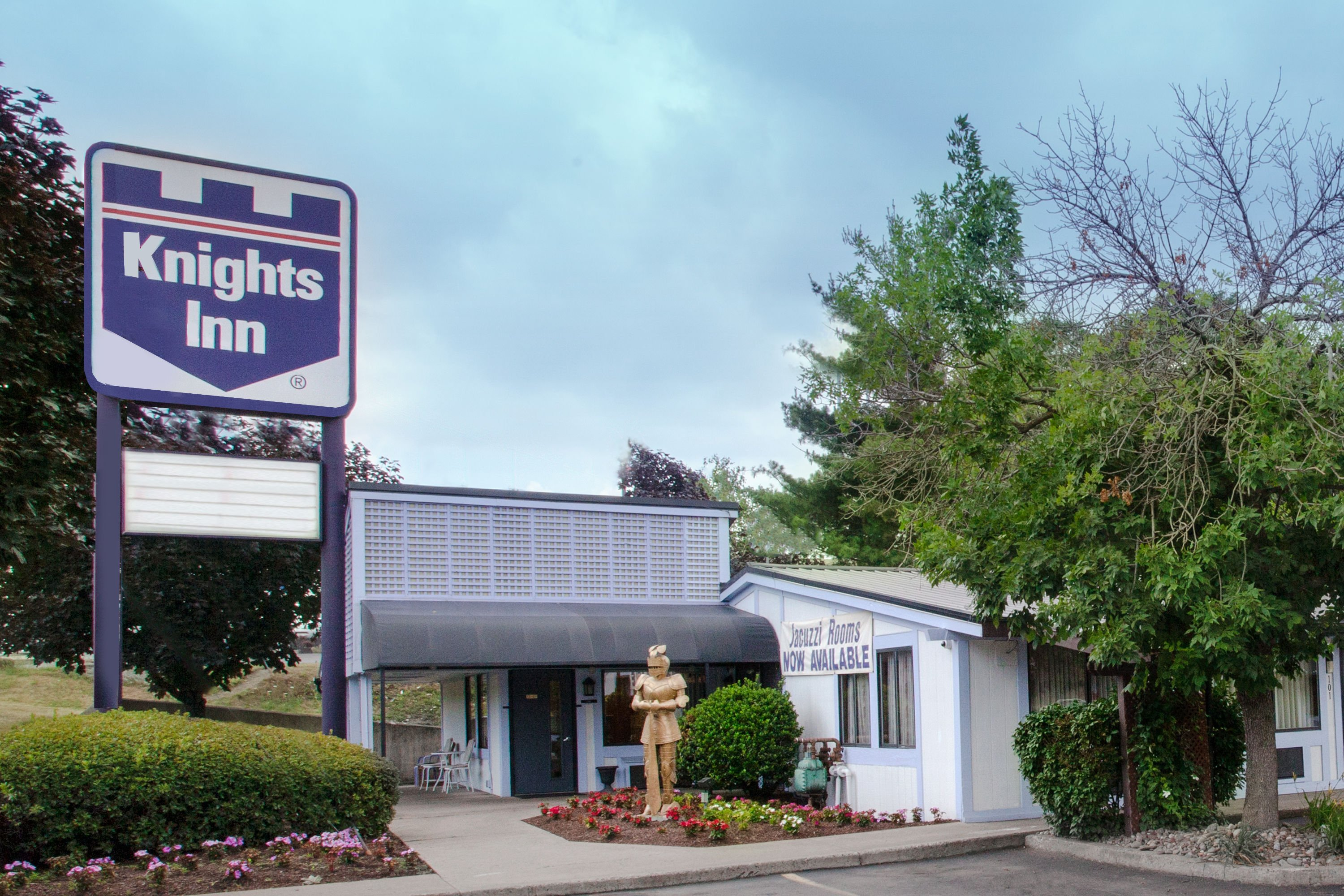Knights Inn Pittston