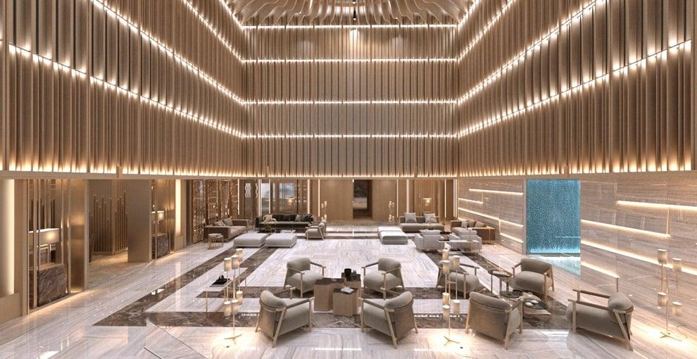 Eastern Mirage Hotel
