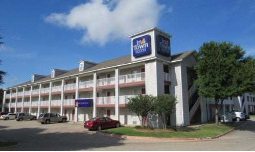 InTown Suites Extended Stay Arlington TX – South