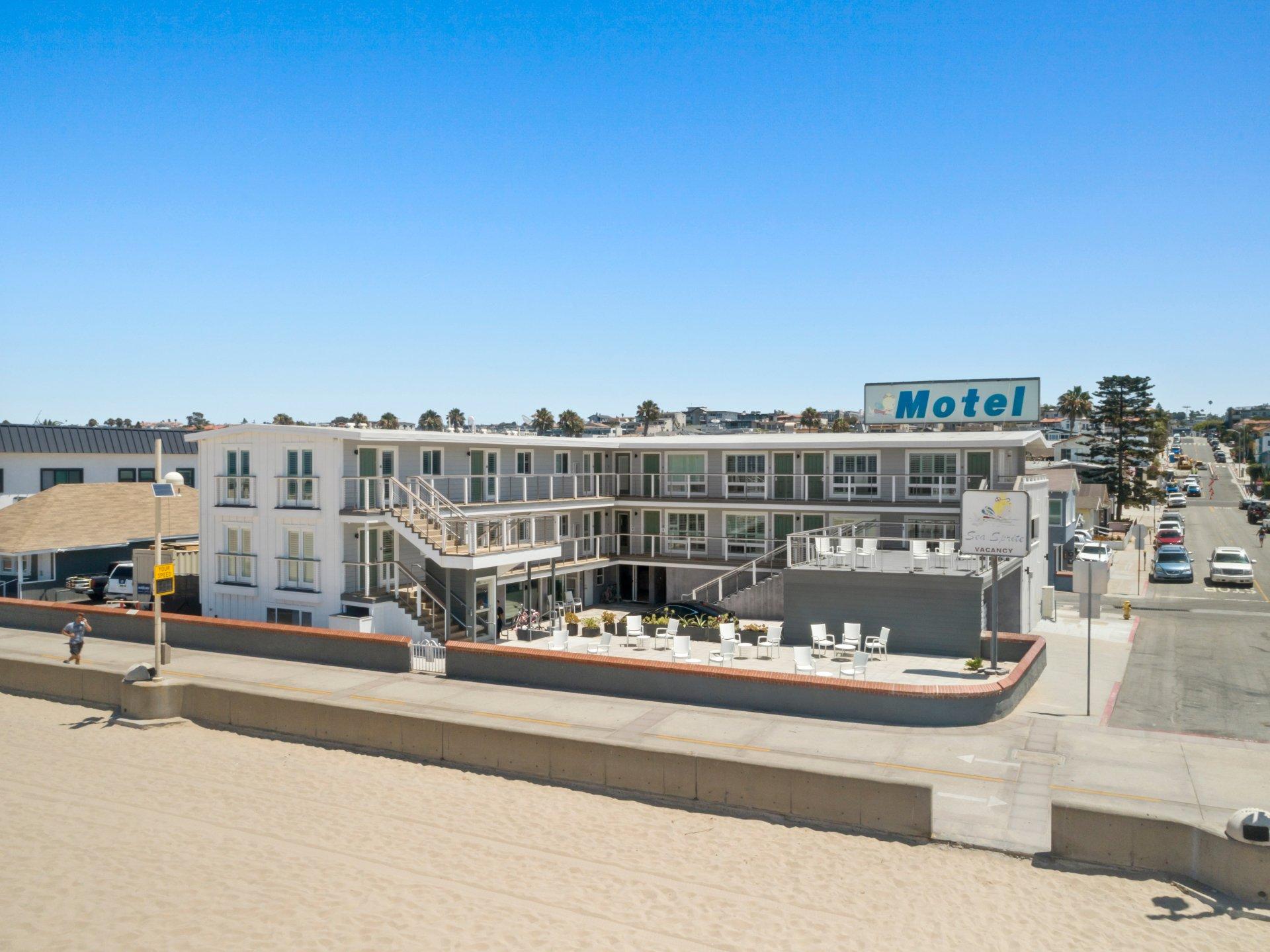 Sea Sprite Hotel