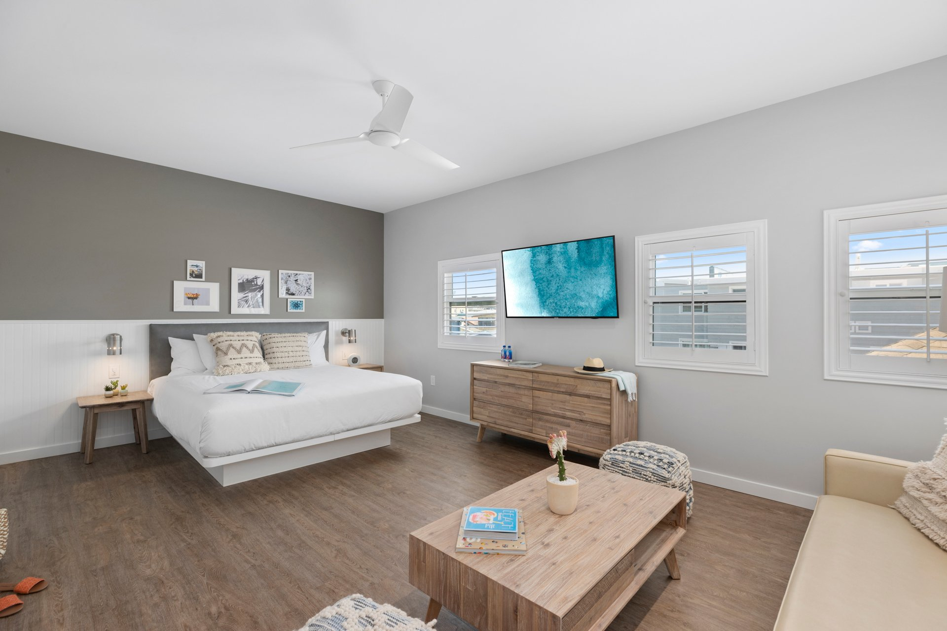 King Junior Suite | 415 sq ft