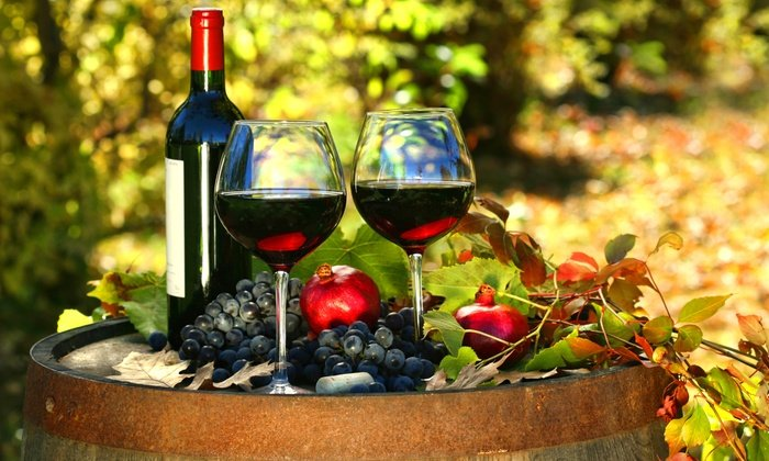 Wine Trail Package