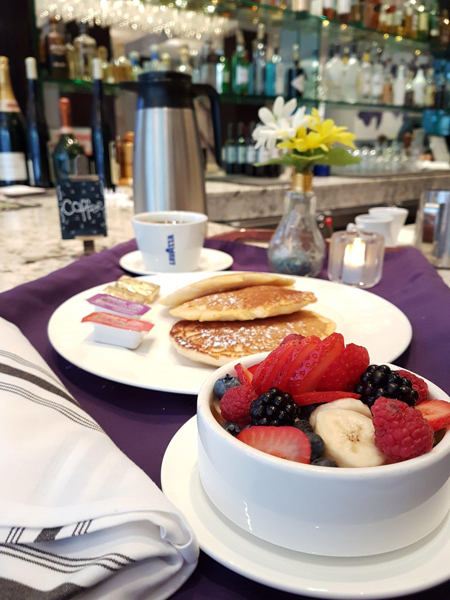 Ivy Breakfast Package
