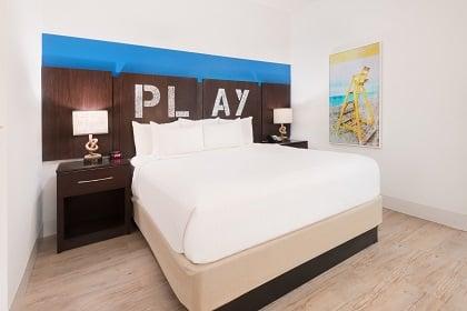 Resort Guest Room One Queen