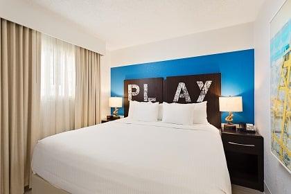 Accessible Resort Guest Room One Queen